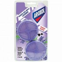 Agatatoare antimolii Aroxol, lavanda, 2 buc / pachet