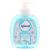 Sapun lichid Igienol Fresh, antibacterian, 300 ml