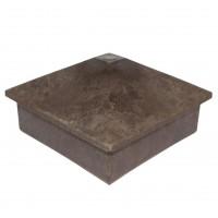 Capac piramidal stalp 11X11 cm W