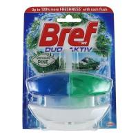 Odorizant wc baie Bref Duo - Aktiv Pine, 50 ml