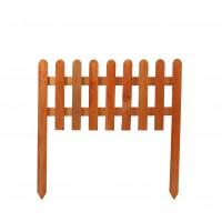 Gardulet din lemn, pentru gradina, 100 x 50 cm