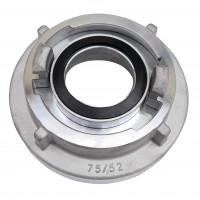 Reductie PSI tip B - C, Bod, aluminiu, 20 x 5 cm