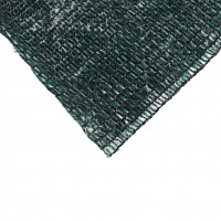 Plasa umbrire Soleado, polietilena, protectie UV, verde, grad umbrire 80%, latime 2 m
