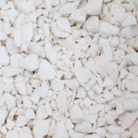 Marmura decorativa naturala sparta, interior / exterior, alba, 8-12 mm, 15 kg