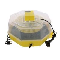 Incubator electric pentru oua, Cleo 5DTH, cu dispozitiv intoarcere automat, termohigrometru