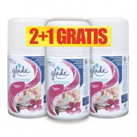 Odorizant camera Glade Automatic, rezerva, relaxing, 3 x 269 ml