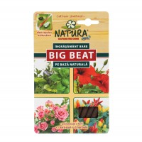Ingrasamant cu efect insecticid, Big Beat, batoane