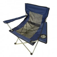 Scaun camping pliant Mash CH202E, structura metalica, diverse culori, 53 x 53 x 80 cm