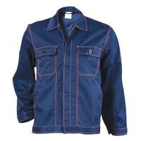 Jacheta de protectie Primo, tercot, bleumarin, marimea 52