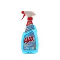 Detergent geamuri Ajax Triple Action, cu pulverizator, 500 ml