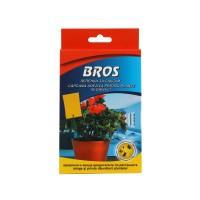 Capcana adeziva Bros, pentru insecte, set 10 buc