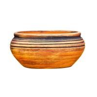 Figurina Bowl 1, din ceramica, decoratiune gradina