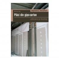 Carte - Placi din gips-carton, utilizare si montaj - Miroslav Nyc