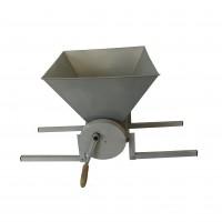 Zdrobitor pentru struguri, cu desciorchinare, Mecord, manual, 100 x 90 x 70 cm
