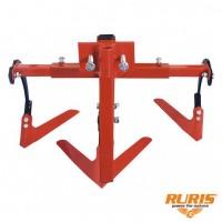Cultivator pentru motocultor, Ruris TS103