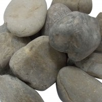 Piatra decorativa naturala rotunjita, interior / exterior, 20-40 mm, 20 kg