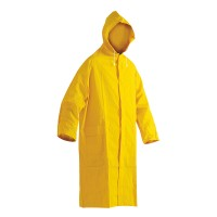Pelerina ploaie Marvel, PVC, galben, marimea XL