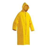 Pelerina ploaie Marvel, PVC, galben, marimea XXL