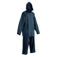 Costum impermeabil Marvel M3341, fas, albastru, L