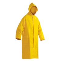 Pelerina ploaie Marvel, PVC, galben, marimea M