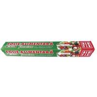 Folie stretch pentru alimente Alufix, mov transparent, 20 m