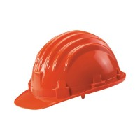 Casca de protectie Marvel, polietilena, portocaliu