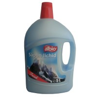 Sapun lichid Albio Fresh, 5L