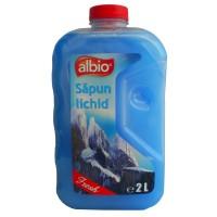 Sapun lichid Albio Fresh, 2L