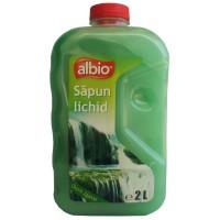 Sapun lichid Albio Green Lagoon, 2L