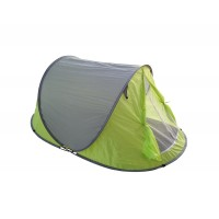 Cort camping 2 persoane TU 2190 poliester 240 x 140 x 95 cm