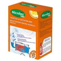 Tratament pentru fose septice Bros Microbec, tablete, 20 g