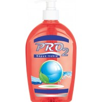 Sapun lichid Pro2 Roz, 500 ml