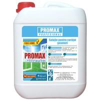 Solutie pentru geamuri Promax, parfum fresh, 5 l