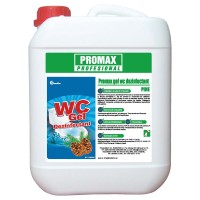 Gel dezinfectant WC Promax, pin, 5 l