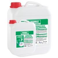 Detergent pentru vase Promax, lamaie, antibacterian, 5 l
