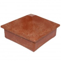 Capac piramidal stalp 11x11 cm R