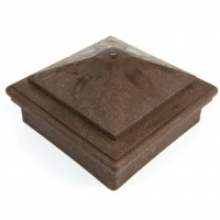 Capac piramidal stalp 9X9 cm W