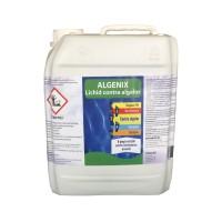 Lichid contra algelor Algenix, pentru apa piscina, 5L