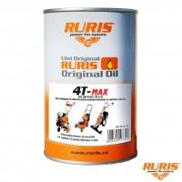 Ulei motor 4T Ruris, 15W-40, 0.6 L