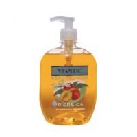 Sapun lichid Viantic cu glicerina, piersica, 500 ml