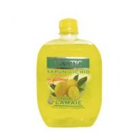 Sapun lichid Viantic cu glicerina , rezerva, lamaie, 500 ml
