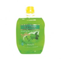 Sapun lichid Viantic cu glicerina, rezerva, mar, 500 ml
