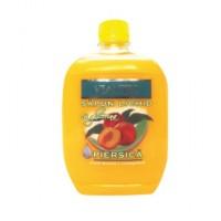 Sapun lichid Viantic cu glicerina, rezerva, piersica, 500 ml