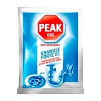Granule pentru desfundarea tevilor Peak Out 60 g