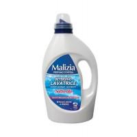 Detergent de rufe, lichid, Malizia Soffio Blu, 1.82L