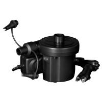 Pompa aer pentru produse gonflabile, electrica 12V AC/DC 30 W, Bestway 62076 + 3 adaptoare
