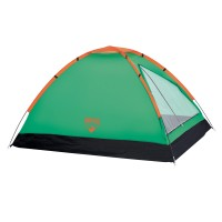 Cort camping 2 persoane Bestway Monodome 68040 poliester 145 x 205 x 100 cm