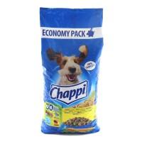 Hrana uscata pentru caini, Chappi, carne de pasare si legume, 13.5kg