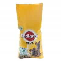 Hrana uscata pentru caini de talie mare, Pedigree Vital Protection junior, carne de pui si orez, 15kg