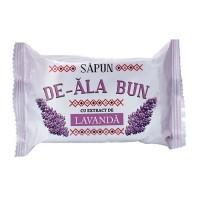 Sapun solid De-Ala Bun, lavanda, 90 g